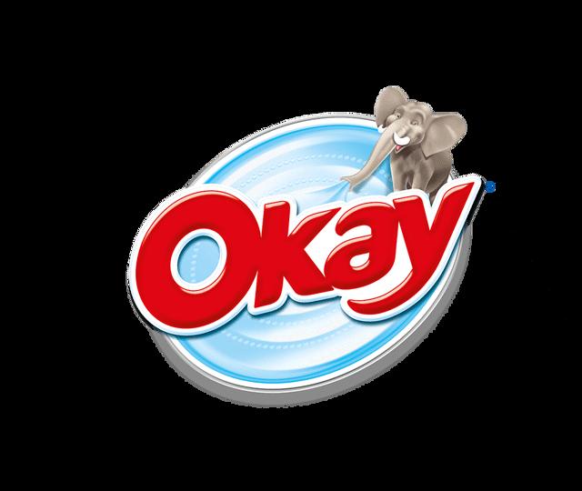 Okay Elephant Logo