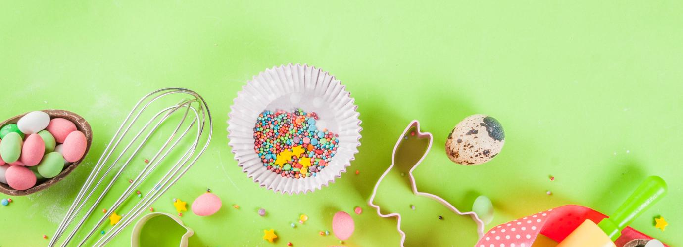 Recette de gâteau de Pâques surprise