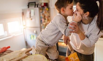 Comment faire de la pâte à sel pour les enfants ?