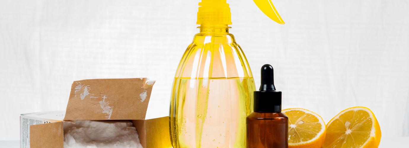 Comment nettoyer sa maison avec des produits naturels ?