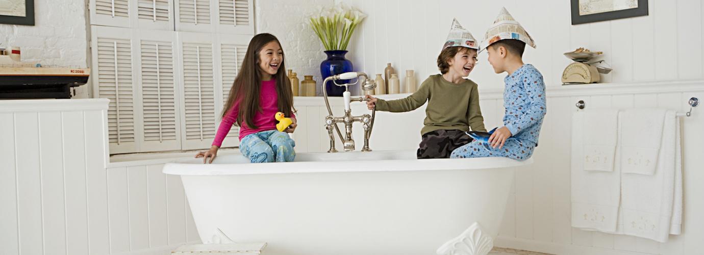 Comment nettoyer une salle de bain en 30 minutes ou moins ?