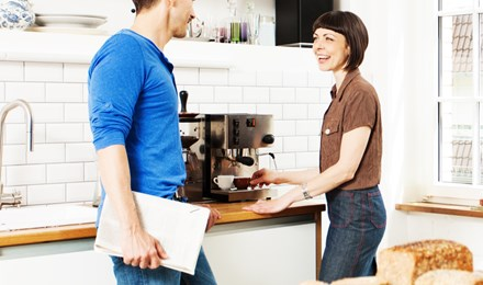 Hoe maak je een koffiezetapparaat schoon?