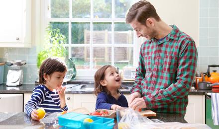 Indrukwekkende lunchideeën voor de lunchbox van je kinderen