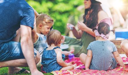 5 picknickideeën om te picknicken met kinderen
