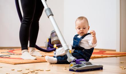 Zo kun je zelf laag- en hoogpolig tapijt reinigen