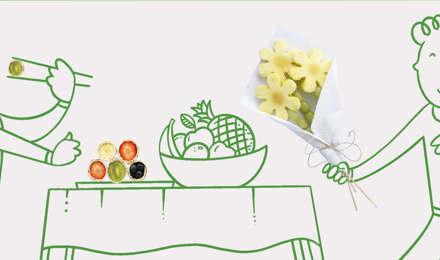 fruit ideas for kids okay
