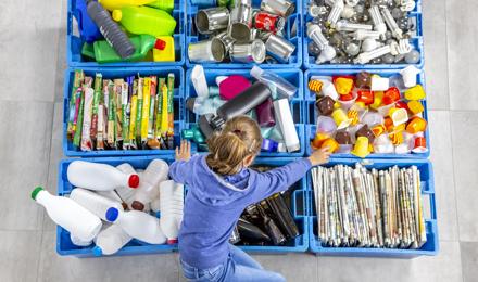 comment recycler le plastique