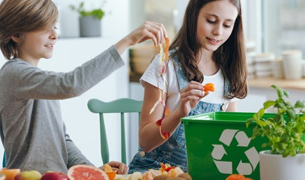 Qu'est ce qui est biodégradable, non-biodégradable et compostable?