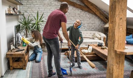 Un planning de ménage simple mais efficace