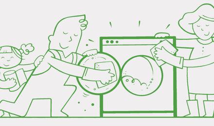 Comment nettoyer une machine à laver en 5 étapes