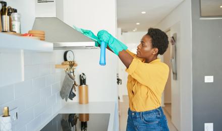 Comment nettoyer une hotte et son filtre