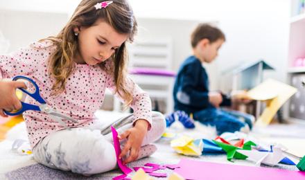 Origamis d'animaux faciles pour les enfants