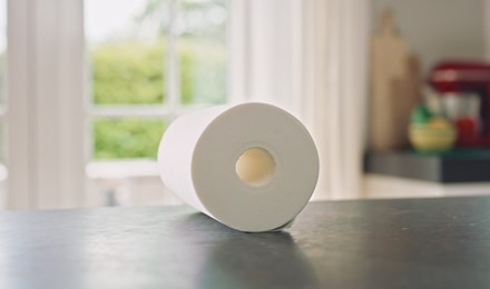 Qu'est-ce qu'un essuie-tout sans tube ?